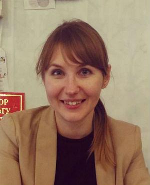 Ольга Смолякова