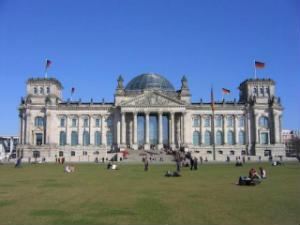 Стажировка в Бундестаге