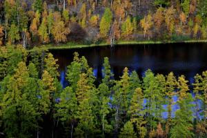 Шанс увидеть одно из живописных мест России